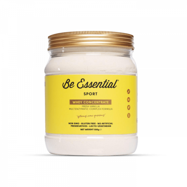 Be Essential WHEY CONCENTRATE, 500g Proteine