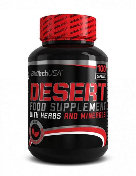 BioTechUSA Desert, 100 Tabletten Diät Produkte