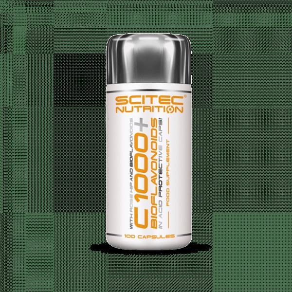 SCITEC NUTRITION C1000 + Bioflavonoid 100 Kapseln
