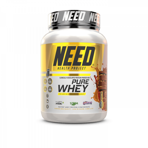NEED PURE WHEY 1000g Proteine