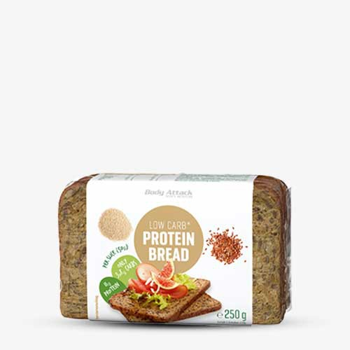 BODY ATTACK Low-Carb Protein-Bread 250g Food