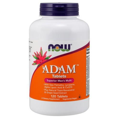 Now Foods - Adam Multi-Vitamin for Men 120 Tabletten
