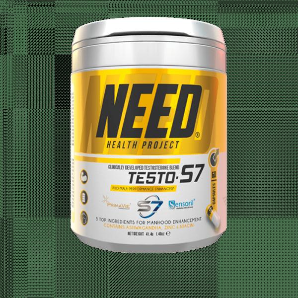 NEED Testo S7