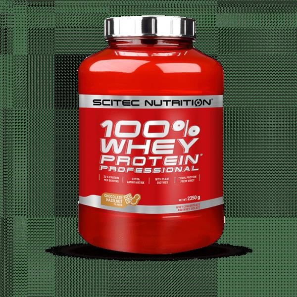 Scitec Whey Protein Prof. 2350g