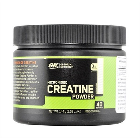 Optimum Nutrition Creatine, 144g Kreatin