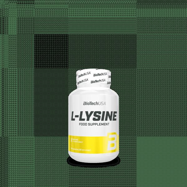 BioTechUSA L-Lysine, 90 Kapseln