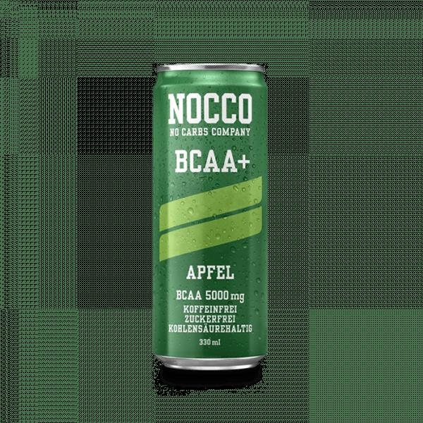 NOCCO 24 x 330ml Deutschland Drinks - Apple - MHD 28.03.2021