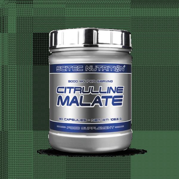 SCITEC NUTRITION Citrulline Malate 90 Kapseln