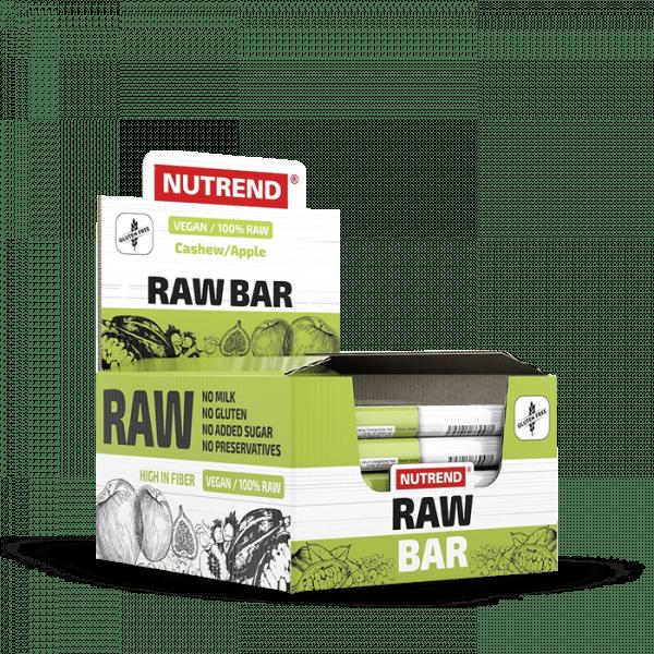 Nutrend Raw Bar 20 x 50g Bars und Snacks