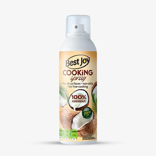 BEST JOY COOKING SPRAY 100% COCONUT OIL 250ml
