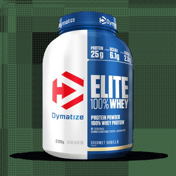 Dymatize - Elite Whey, 2100g