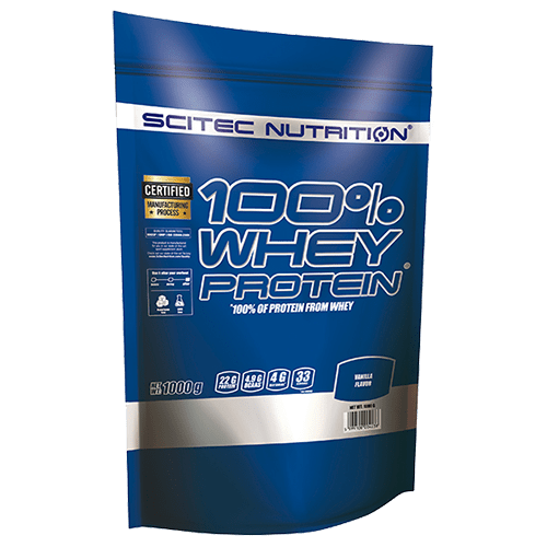 SCITEC NUTRITION Whey Protein 1000g