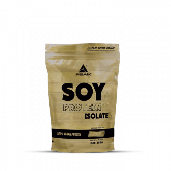 Peak - Soy Protein Isolate (750g) Proteine