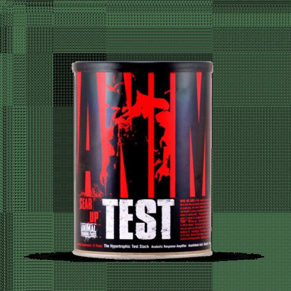 Universal Nutrition Animal Test, 21 Packungen TST Booster