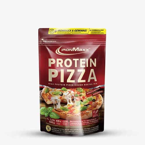 IRONMAXX Protein Pizza 500g - Neutral