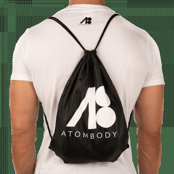 ATOMBODY GYMBAG, black Trainingszubehör