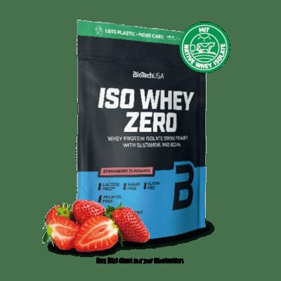 BIOTECHUSA Iso Whey Zero 1816g Proteine