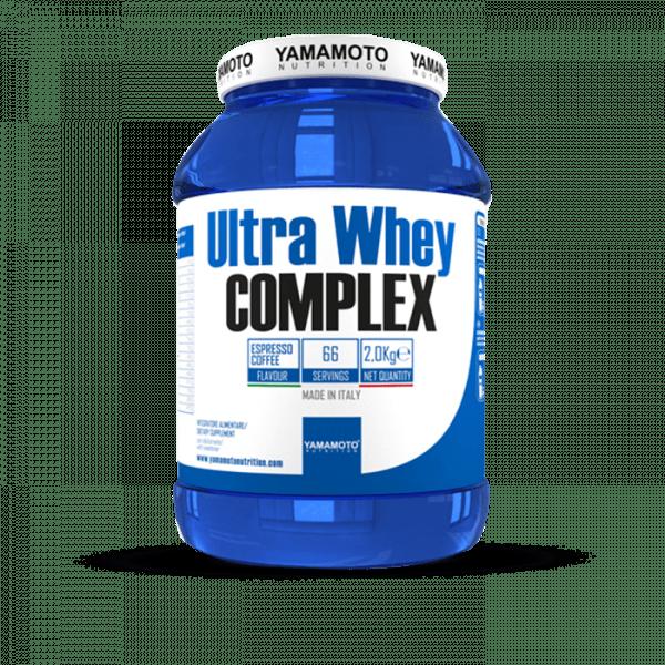 Yamamoto ULTRA WHEY COMPLEX Whey Protein 2000g