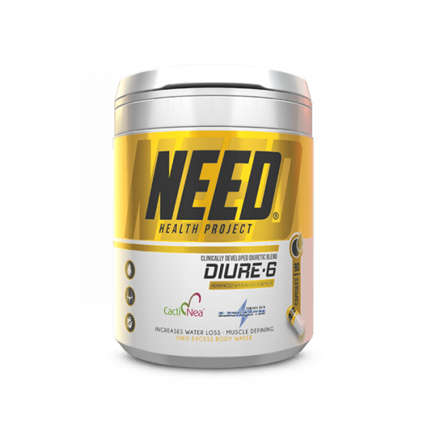 NEED DIURE-6 ® 90 Kapseln Diät Produkte