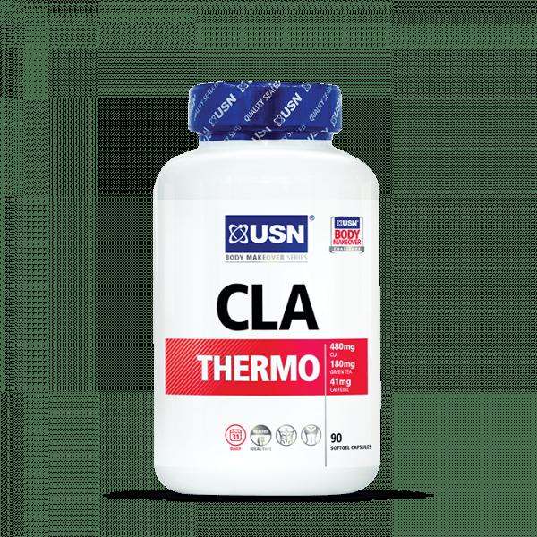 USN CLA THERMO, 90 Kapseln Diät Produkte