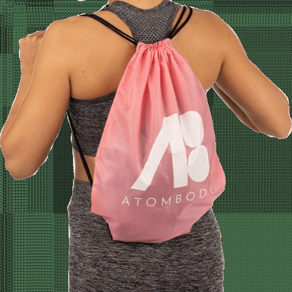 ATOMBODY GYMBAG, pink Trainingszubehör