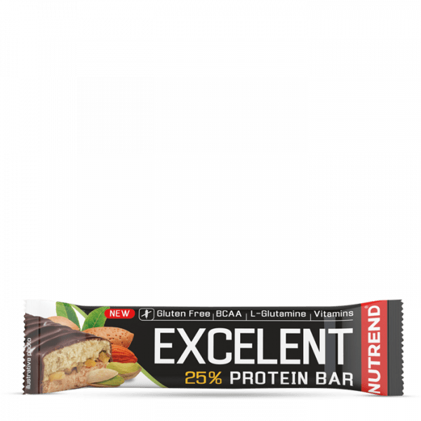 NUTREND EXCELENT BAR DOUBLE 18 x 85g Bars und Snacks