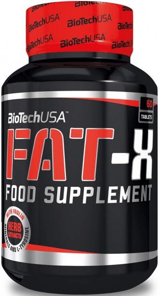 BioTechUSA Fat-X, 60 Tabletten Diät Produkte