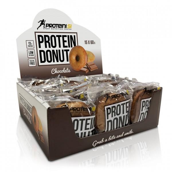 PROTEINI.SI Protein Donut, 15x60g