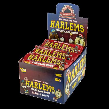 MAX PROTEIN MAX HARLEMS®, 9 x 100g Bars und Snacks