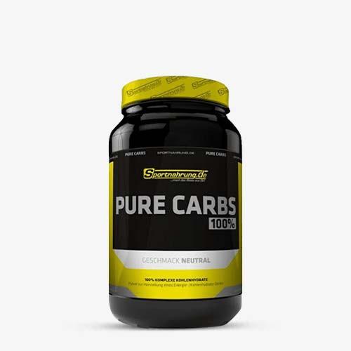 Sportnahrung.de Pure Carbs 1500g