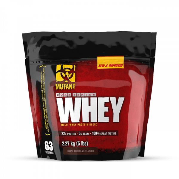 Mutant Whey 2268g Proteine