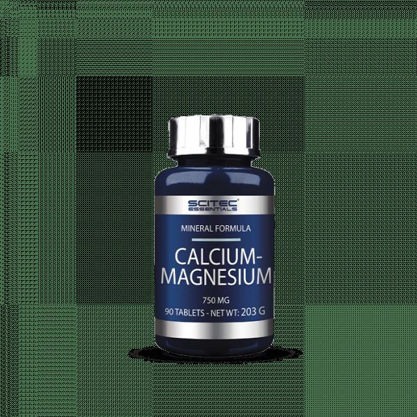 Scitec Calcium Magnesium 90 Tabletten