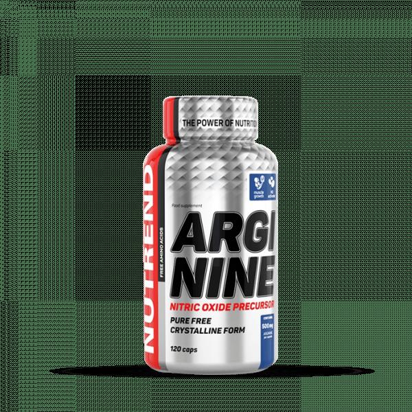 NUTREND ARGININE, 120 Kapseln Aminos
