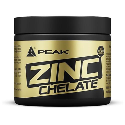 PEAK Zinc Chelate 180 Tabs