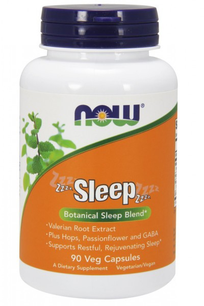 Now Foods - Sleep 90 Veg Kapseln