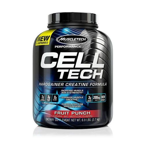 Muscletech - Performance Series Cell-Tech, 2700g Kreatin