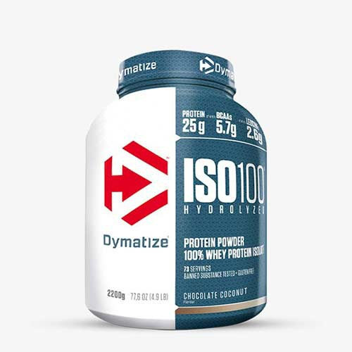 DYMATIZE ISO 100 2200g Proteine