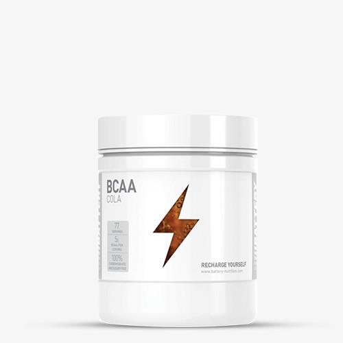 BATTERY BCAA 500g Aminos