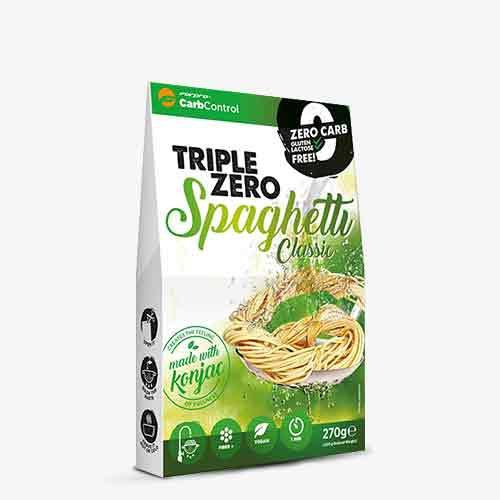 FORPRO Triple Zero Pasta 270g - Spaghetti