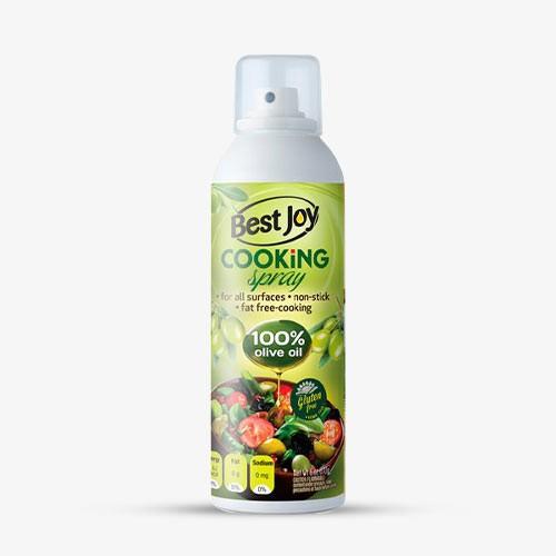 BEST JOY COOKING SPRAY 100% OLIVE OIL 250ml