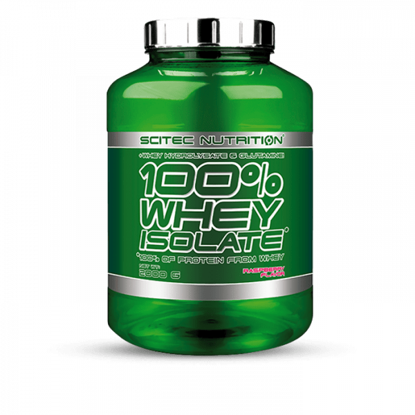 SCITEC NUTRITION Whey Isolate 2000g