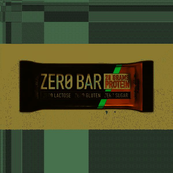BioTechUSA ZERO Bar, 20 x 50g Bars und Snacks