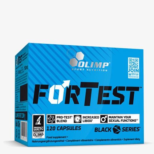 OLIMP Fortest - 120 Kapseln