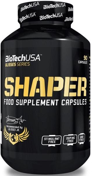 BIOTECHUSA Ulisses Shaper 90 Kapseln Diät Produkte