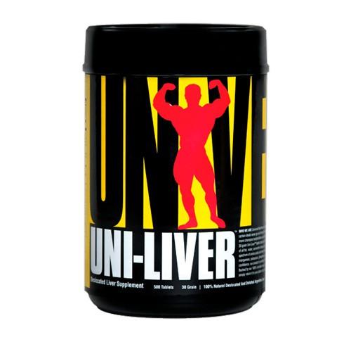 Universal Nutrition Uni Liver, 500 Tabletten Aminos