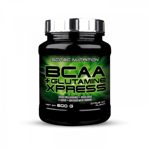 Scitec BCAA+Glutamine Xpress 600g - Citrus Mix