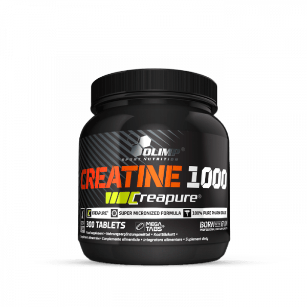 OLIMP Creatine 1000 Creapure®, 300 Tabletten