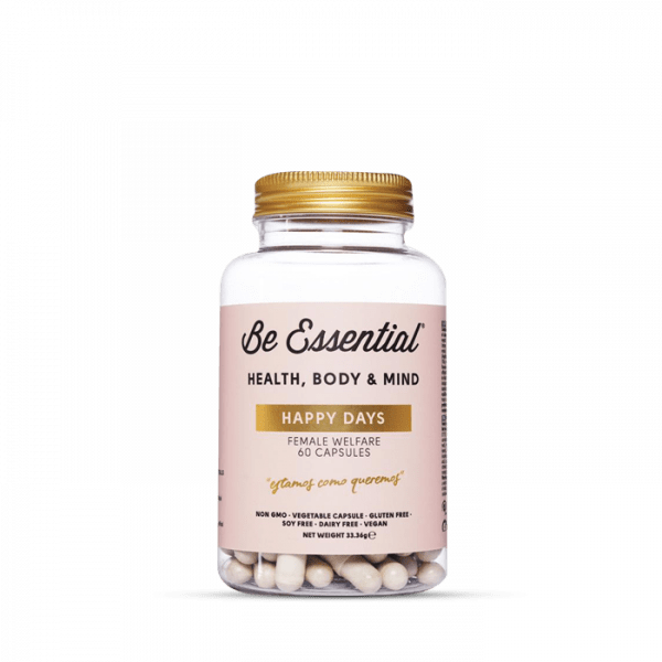 Be Essential HAPPY DAYS, 60 Kapseln Health Produkte