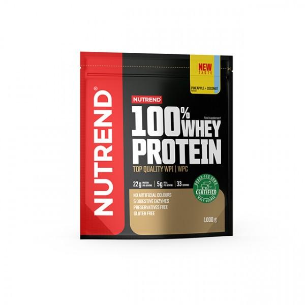 NUTREND 100% WHEY PROTEIN 1000g
