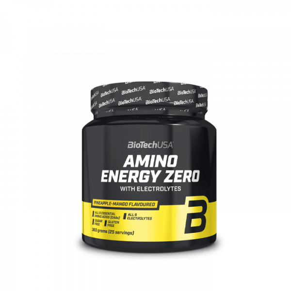 BIOTECHUSA Amino Energy Zero with Electrolytes, 360g